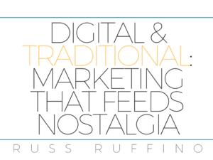 5 Marketing Strategies For Inspired Strategic Thinkers - Russ Ruffino