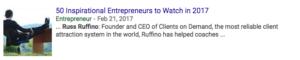 russ ruffino | entrepreneur